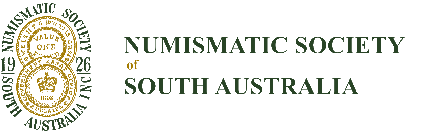 The Numismatic Society of South Australia