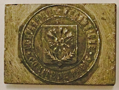 Zinc 38mm (seal size)