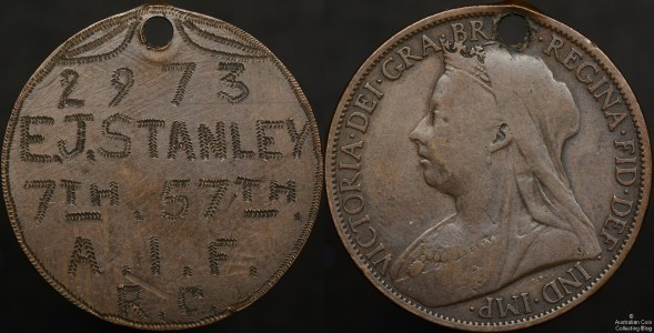 EJ Stanley AIF 2973 ID Disk
