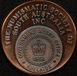 NSSA President's Award for Best Numismatic Presentation 2018